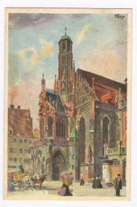 Nurnberg, Germany, 00-10s   Frauenkirche