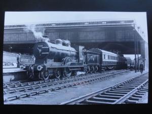LNER No.54485 Steam Locomotive (SCOTTISH RAILTOUR) RP Photocard