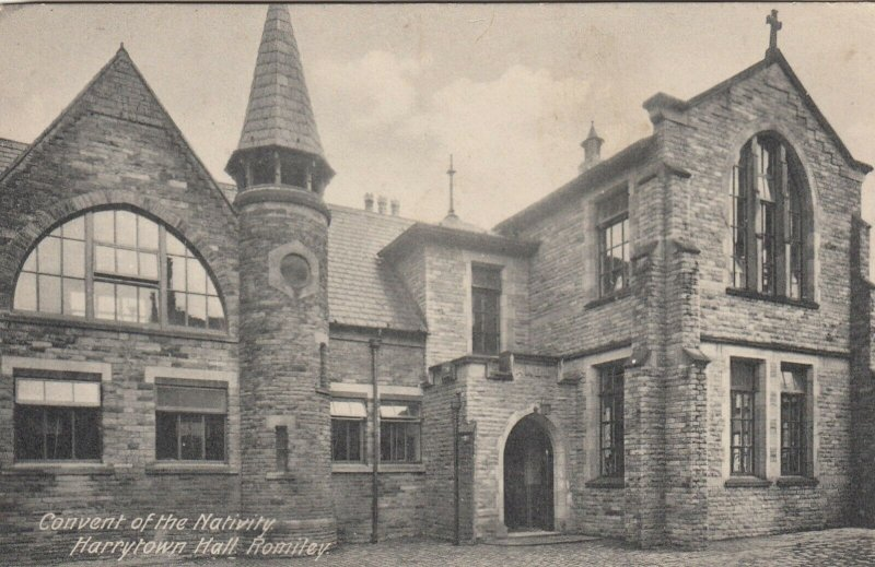 Romiley , Manchester, England , 00-10s Convent of the Nativity ; Harrytown Hall