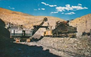 Bingham Copper Mine Utah