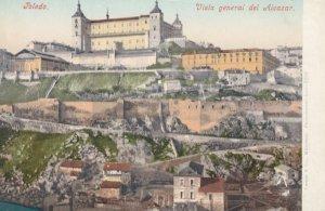 Toledo , Spain , 00-10s ; Vista general del Alcazar