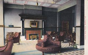 Interior of Bliss Hotel , BLUFFTON , Indiana , 00-10s