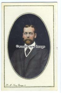 r1154 - King George V - postcard