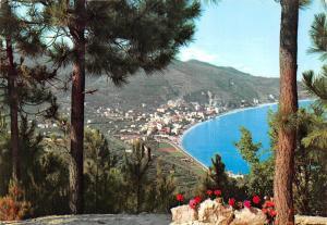 Italy Castelpineta Riviera dei Fiori Spotorno Noli Suggestivo scorcio Panoramico