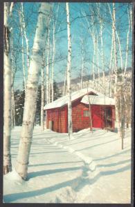 Winter Scene,Adirondack Mts,NY