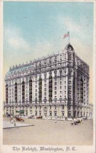 Washington D C The Raleigh Hotel 1913