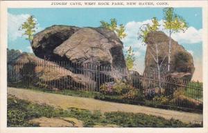 Connecticut New Haven Judges Cave West Rock Park