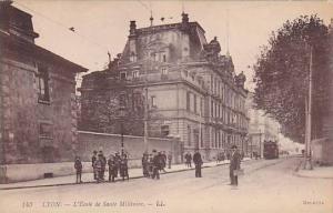 L'Ecole De Sante Militaire, Lyon (Rhône), France, 1900-1910s