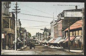 Willington Street Sherbrooke Quebec CANADA Unused c1910s