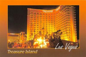 Treasure Island - Las Vegas, Nevada, USA