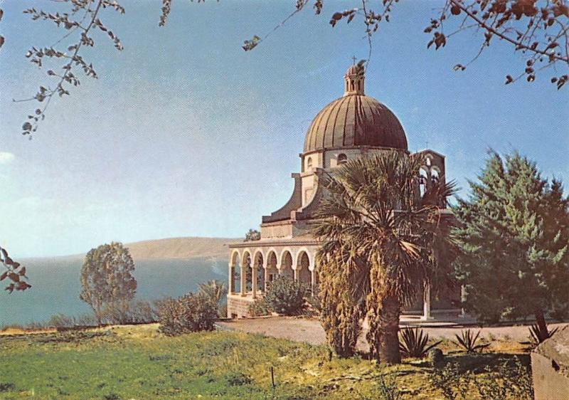 Mount of the Beatitudes Church and a Convent Kirche
