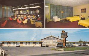 NORANDA, Quebec, Canada, PU-1974; Motel Henri