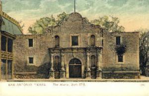 The Alamo San Antonio TX 1907