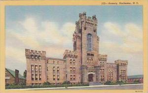 New York Rochester Armory