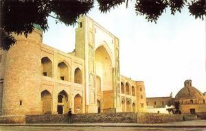 BT15849 madrasah of mir l arab Bokhara          Uzbekistan