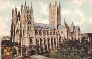 uk19704 cathedral canterbury uk