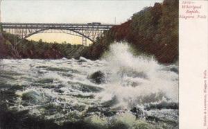 Whirlpool Rapids Niagara Falls New York