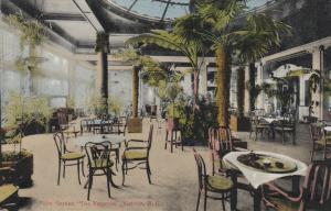 VICTORIA, British Columbia, Canada, 1900-1910s; Palm Garden, The Empress