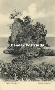 german new guinea, Neupommern, Bismarck Archipelago, Small Beehive (1904)