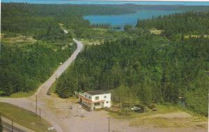 Park's ESSO Service Station, Tilden Lake, NORTH BAY , Ontario , Canada , 50-60s