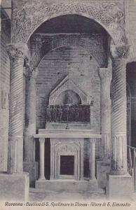 Basilica Di S. Apollinare In Classe- Altare Di S. Eleucadio, Ravenna (Emilia ...
