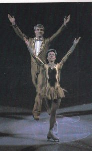 RP: Figure Skating Couple, 1980s