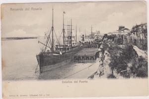 Recuerdo del Rosario , Argentina , Detalles del Puerto , 00-10s
