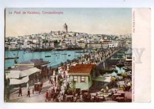 147169 TURKEY CONSTANTINOPLE Karakeui Vintage undivided pc