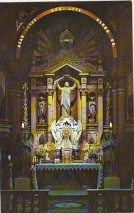 New York Lackawanna Altar Of The Sacred Heart National Shrine Of Our Lady Of ...