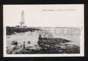 055981 FRANCE LIGHTHOUSE in Saint-Georges Vintage PC