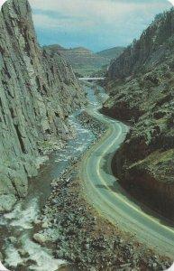 Postcard CO Colorado Big Thompson Rocky Mountain National Park Unposted