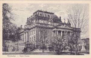 Staats-Theater, WIESBADEN (Hesse), Germany, 1910-1920s