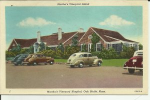 Martha's Vineyard Island, Martha's Vineyard Hospital, Oak Bluffs, Mass.