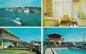 Florida Key Largo Gilbert's Motel Marina Restaurant and Fishing Camp In The F...