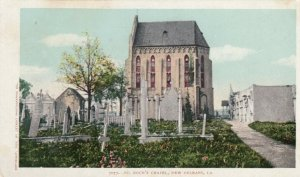 NEW ORLEANS, Louisiana, 1901-07; St. John's Chapel