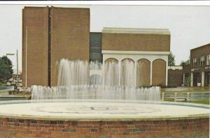 Macon County Court House and Memorial Fountain, Franklin, North Carolina,  40...