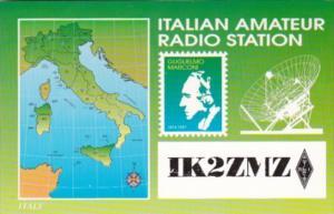 Amateur Radio IK2ZMZ Italy