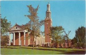 Memorial Presbyterian Church Midland Michigan MI, Chrome