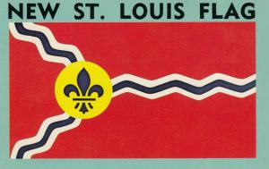 ST LOUIS , Missouri, 1964 , New St. Louis Flag