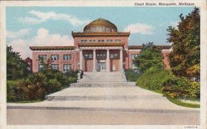Michigan Marquette Court House 1949