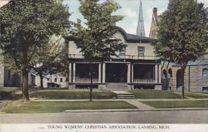 Young Womens' Christian Association, Lansing, Michigan,PU-1909