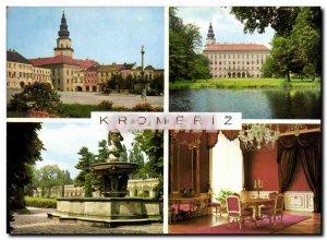 Postcard Modern Kromeriz