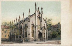 CHARLESTON, South Carolina, 1900-10s; Hugenot Church
