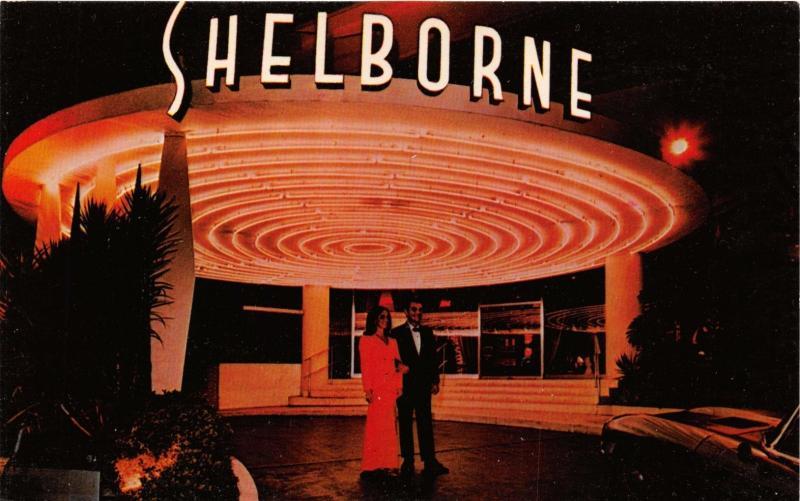 Miami Beach Florida Shelbourne Hotel Home Of The 007 Go Go Club