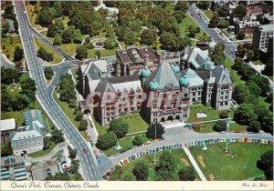 Modern Postcard Queens Park Toronto, Ontario Canada
