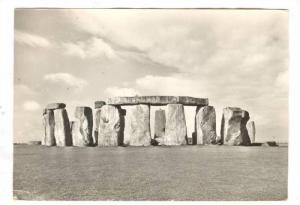RP; Stonehedge, Wiltshire, from the North-East, England, United Kingdom, PU-1962