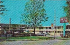 South Carolina Anderson Calhoun Motor Lodge