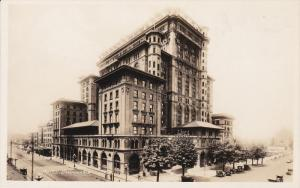 RP, VANCOUVER, British Columbia, Canada, 1920-1940s; Hotel Vancouver