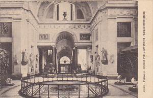 Italy Roma Vaticano Sala a croce greca Museo Pio-Clementino