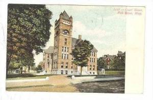 Court House Fall River, Massachusetts, PU-1908